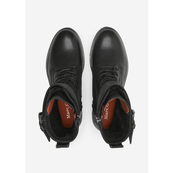 Boots im Biker-Stil