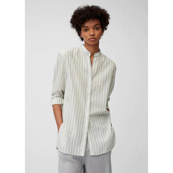Streifen-Bluse