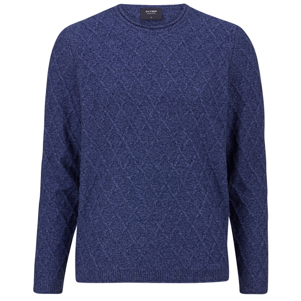 OLYMP SIGNATURE Strick Pullover, tailored fit