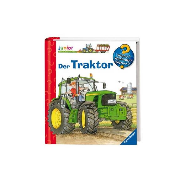 Der Traktor / Wieso? Weshalb? Warum? Junior Bd.34