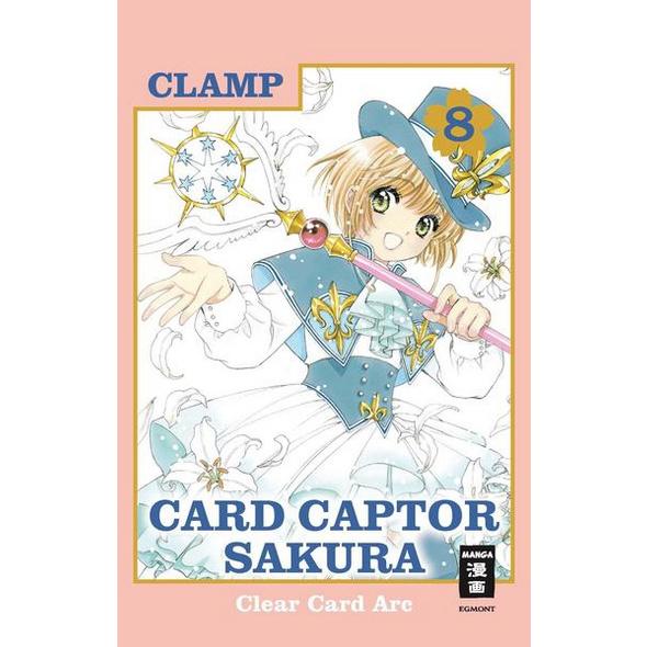 Card Captor Sakura Clear Card Arc 08