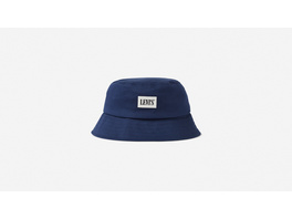 Reversible Serif Bucket Hat